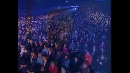 Kemal Monteno - Pismo prijatelju - (LIVE) - (Skenderija 2003) - (FTV)