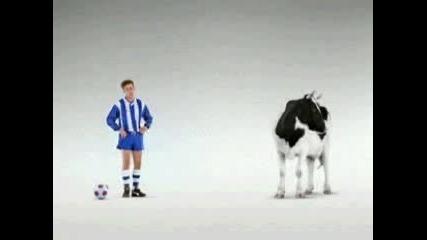 Крава Футболист