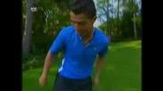 Cristiano Ronaldo Freestael