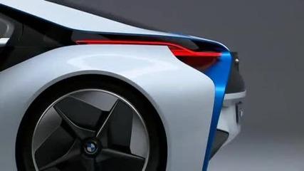 Bmw Vision Concept Car ~ Няма Как Да Му Устоиш!! ~