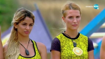 Игри на волята: България (17.10.2019) - част 2: Две сестри една срещу друга! Марешка VS. Амелия-Мира