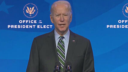 USA: Biden announces key members of science team