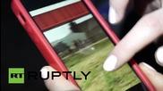 Френски влак дерайлира, има 10 загинали