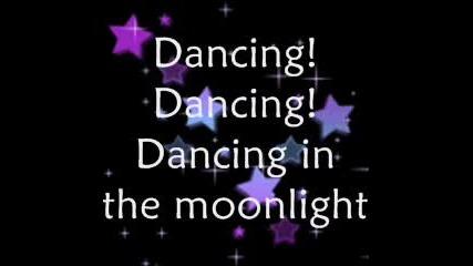 Alyson Stoner - Dancing In The Moonlight Lyrics