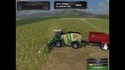 Farming Simulator 2011 Моля Ви Пишете Коментари !!! Част 1