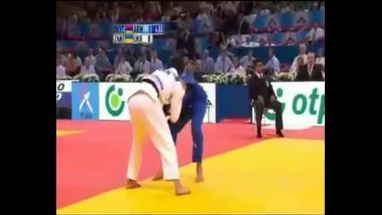 Impossible judo 3