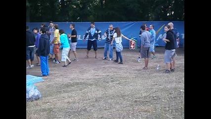 Open air drum and bass festival Vladaq 2012