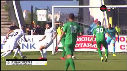 Спасяване на Георги Георгиев срещу Ботев Враца