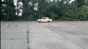 Drift Moskvich V8