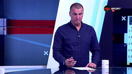Георги Аргилашки отвя конкуренцията при вратарите