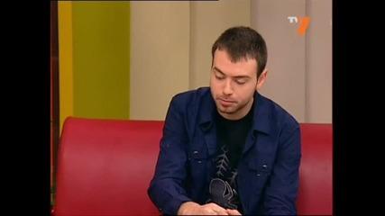 Димитър Атанасов - Гост в Следобед с Тв 7