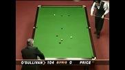Snooker - Sullivan - Най - Бързите 147 Точки