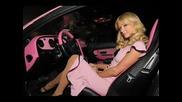 Парис Хилтън и нейното Bentley Gt
