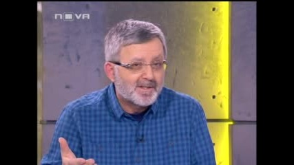 Емил Измирлиев представя книгата си