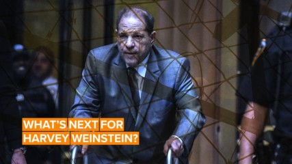 Jails, Courtrooms and Hospitals: Harvey Weinstein's grim future