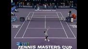 Masters Cup 2006 : Федерер - Налбандиан