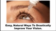 How To Reduce Floaters In Eyes Naturally