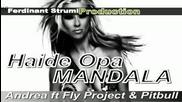 Andrea ft Fly Project Pitbull - Haide Opa Mandala