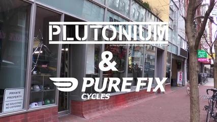Plutonium x Pure Fix Cycles