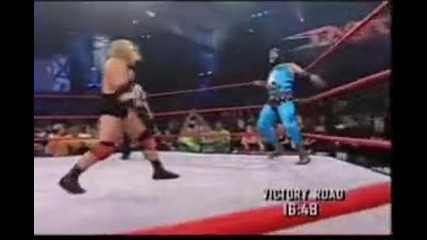 Johnny Devine vs Sharkboy