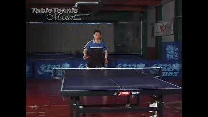 Тенис уроци - Част 7
