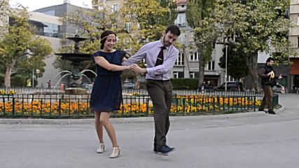 Miro & Stela / Swing Society / Dancing in the Park