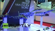 UAE: Russian arms and aircraft industry leaders present their wares at DAS 2015
