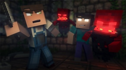 ♫ _You Know My Name_ - The Minecraft Song Animation - Official Music Video