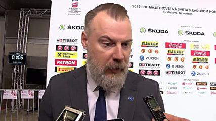 Slovakia: Sweden's 'Three Crowns' beats Latvia 5-4 at IIHF World Championships