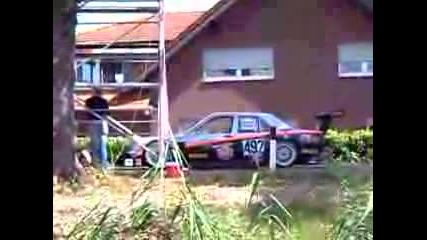 Mercedes 190 Evo Amg Sound Start