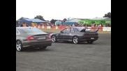 Mercedes Cls55 Amg vs Nissan Skyline