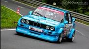 Hartge Bmw 325i E30 - Thomas Ostermann - Ibergrennen 2014
