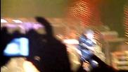 Justin Bieber пее Never say never в Birmingham на 4 - ти Март 2011