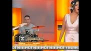 2014 Tanja Savic i Milos Brkic - Ko na grani jabuka (live) - Tv Sky Plus 2014