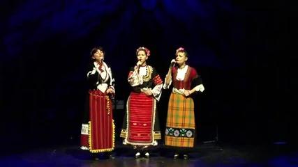 Filip Kutev in Korea - Lale li si... Neli Andreeva, Milena Stavreva, Tanja Purvanova