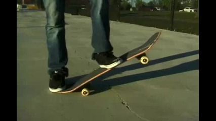 How to Do Skateboard Tricks - How to Do a Heelflip on a Skateboard
