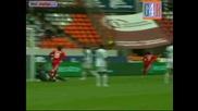 Локомотив Москва - Терек 1:0 Питър Одемвинге