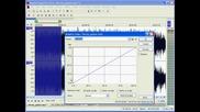 Урок 18 - Sound Forge Pro 10 - Промяна силата на звука - част 2