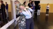 Защита от душене - курс самозащита #6 - майор Франц - док. видео - Проект Самозащита
