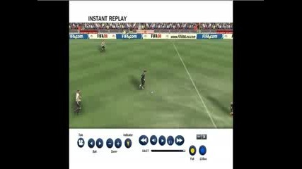 Добар Финт На К.роналдо Fifa 08