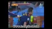 Spain vs Paraguay 1:0 (david Villa)