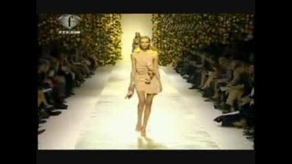 Natasha Poly The First Face Of Spring Summer 2009