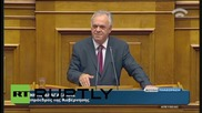 Greece: Parliament approves bank recapitalisation legislation
