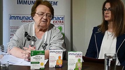 Професор Радка Аргирова - интервю - Имунейс