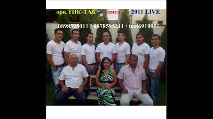 Ork.tik-tak 2011 Lqto - of me chave