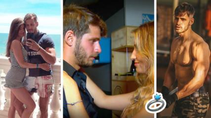След предложението в ''Игри на волята'': Стоян и Валерия са мега сладка двойка, вижте ги!