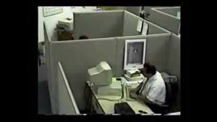 Смешни ситуации в офиса