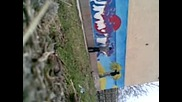 E1m & Paco Ogromen graffit