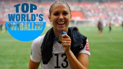 All you need to know about Alex Morgan
