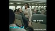 Много кофти случка в самолет!